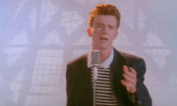 Rick Astley YouTube