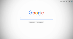 Google UK front page
