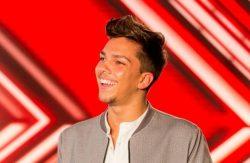 Matt Terry from X factor