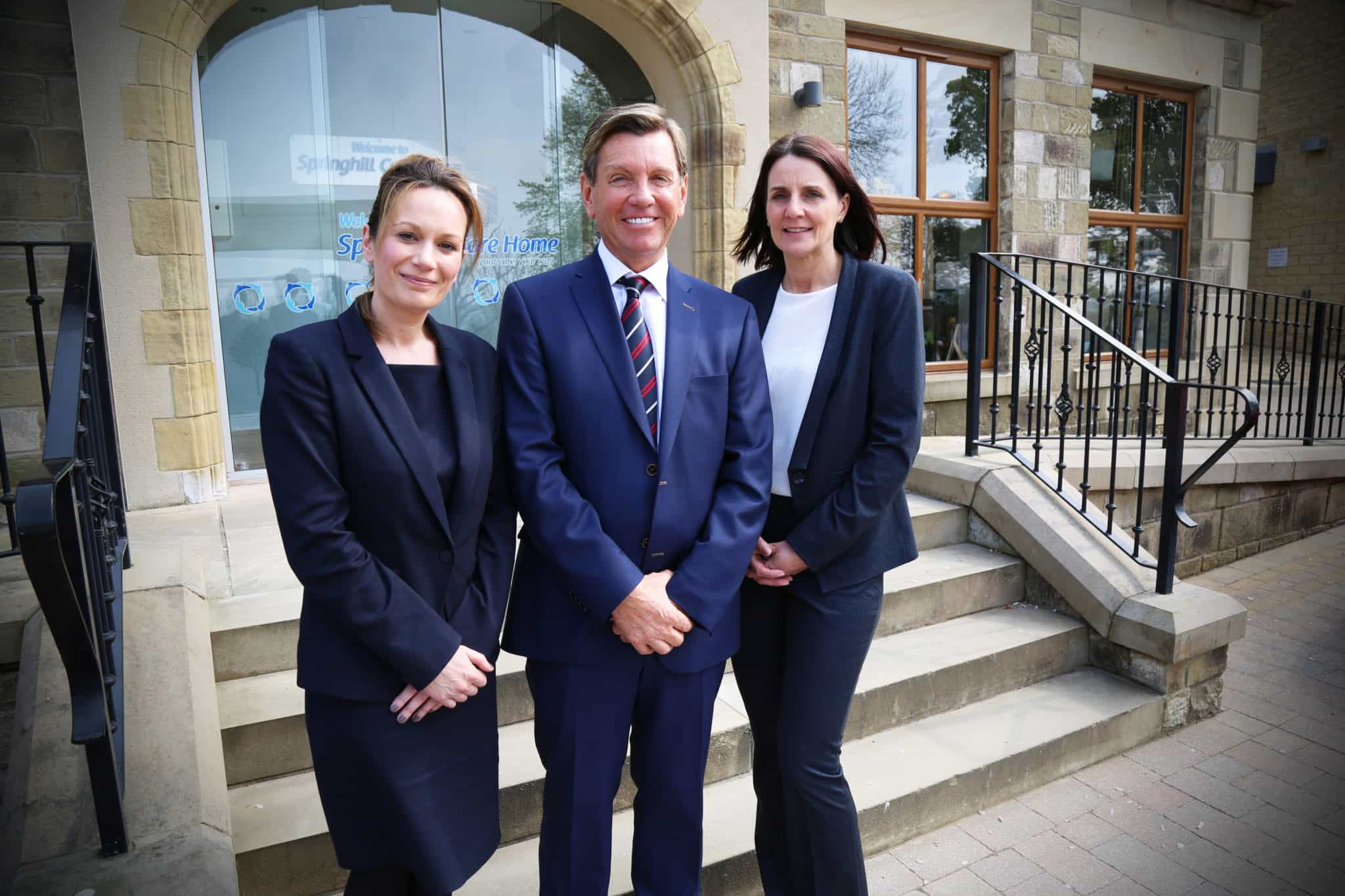 IIP North Springhill Care Group Accrington