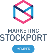 marketing stockport logo