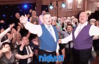 Wedding singalong bellyflop tv