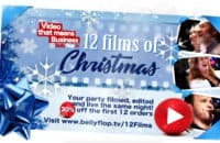Bellyflop TV 12 Films of Christmas