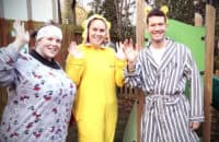 Children in Need fundraising at The Railway Nursery, Bramhall